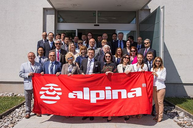 Alpina gostila poslovni dogodek Business-to-Diplomacy (B2D)
