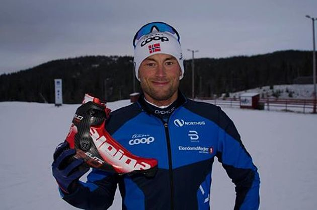 Northug chooses Alpina